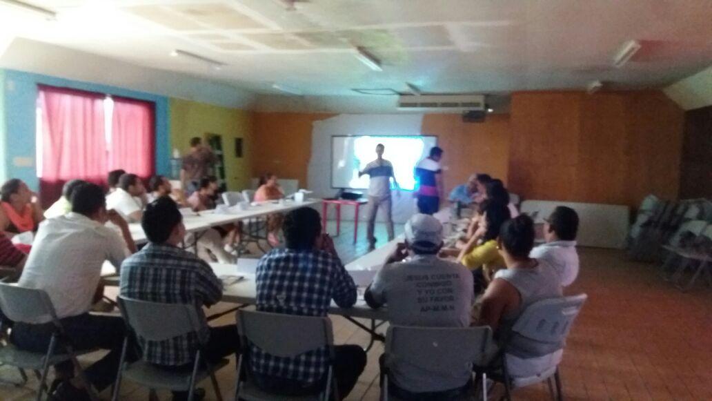 Evento Juventud Trabajadora CGT, 16 y 17 de Septiembre, Omoa Cortes.