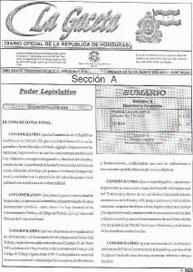 gaceta decreto 178