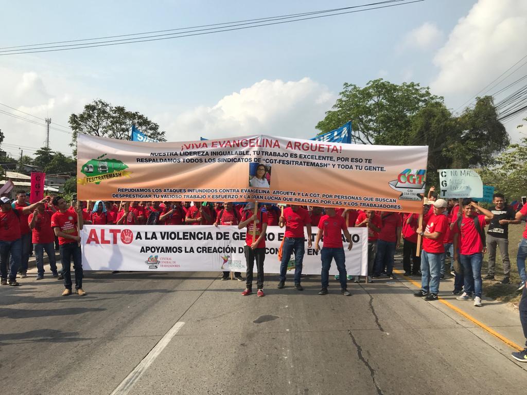 ASI CELEBRO FESITRATEMASH / CGT  EL 1° DE MAYO 2019