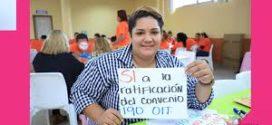 ¡Si a la Ratificación del Convenio 190 de la OIT!