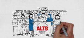 Alto a la Violencia de Género en el Trabajo!