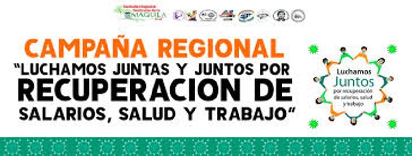 CUÑAS RADIALES – Campaña Regional