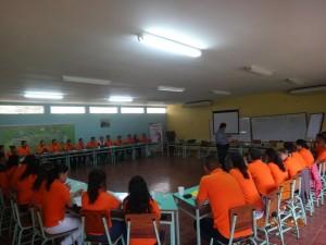 La CGT de Honduras gradúa 57 dirigentes/as como promotores sindicales